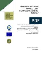 Plan de Manejo Integral de Microcuenca Del Rio Texiguat