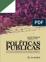 PoliticasPublicas a nivel local