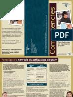 Competencies Brochure