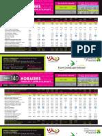 TransChampagneArdenne - Horaires 01 Janvier Au 30 Juin 2015