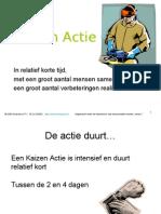 Kaizen-Actie (P10)