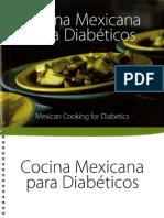 Cocina Mex - Diabeticos