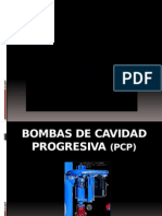 Bombas de Cavidad Progresiva