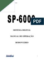 Manual Sp - 6000 - Novo