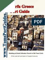 Corfu Port Guide