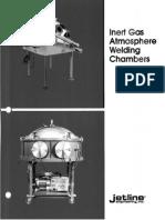 Welding Chambers Brochure