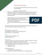 Prehistoria de La P. Ibérica