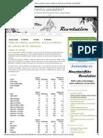 Tabla de Calorías, Proteínas, Grasas e Hidratos de Carbono de Los Alimentos _ Mountain Bike