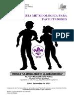 2015 Pauta - Modulo La Sexualidad en La Juventud (1)