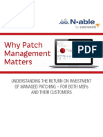 Patch Management WP