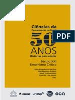 Ciências da Comunicação No Brasil 50 Anos (Capítulo de Dirceu Lemos)