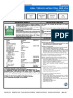 Ficha Tecnica Epoxico Antibacterial