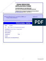 EURING Applicationform ENversion2000-Clear