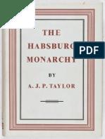 A. J. P. Taylor - The Habsburg Monarchy 1809-1918