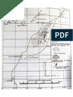 Mapa Presencia de fosfatos 1947