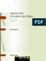 Agnus Dei Presentacion
