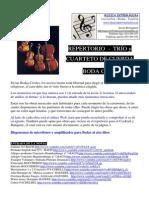 3 - Repertorio Trío y Cuarteto Boda, Cocktail y Banquete (1)