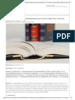 PREVENCION NUEVO CODIGO CIVIL - Doctrina Del Día_ La Responsabilidad Preventiva en El Nuevo Código Civil y Comercial