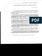 Bascunan - Licitud Del Aborto Consentido
