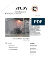Formosa Report - Plastic Fire