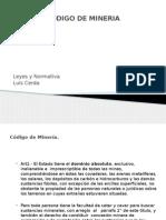 CODIGO DE MINERIA POwer.pptx