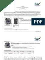 Uc Pvs III Spec Sheet
