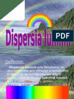 dispersia-luminii