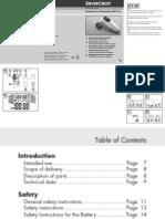 Manual Termometru Silvercrest