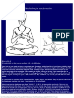 KY Meditation for Transformation