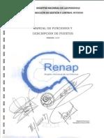 Funciones y Puestos Del Renap