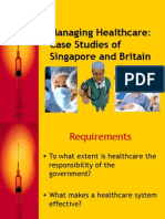 Managing Healthcare