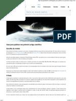 Guia para publicar seu primeiro artigo científico - Posgraduando.pdf