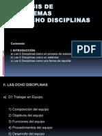 Solucion de Problemas 8 Disciplinas