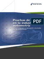 Automotive-prueba de Fugas