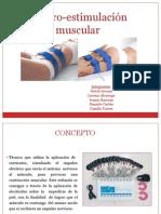 Electro-estimulación Muscular