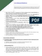 Gaurav Chauhan Rf Optimization & Planing Wcdma Lte Network