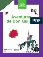 01-Las Aventuras de Don Quijote