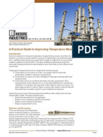 A Practical Guide to Improving Temperature Measurement Accuracy White Paper Moore Industries