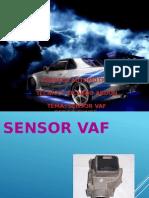 Sensor Vaf en Ppt