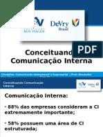 Conceituando Comunicação Interna