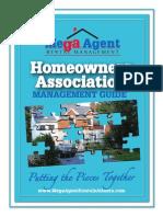 Mega Agent Rental Management Georgia Homeowner Association Guide