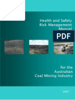 Health and Safety Manual Coal Australia v Impt