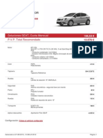 Ibiza 5p 1.4 Tdi Cr 75 Cv (55 Kw) 5 Vel Start-stop Ecomotive ABC
