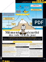Memo Securite Vol VFR