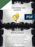 Pitágoras de Samos Nuevo 2015