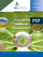 Glicerina Usos