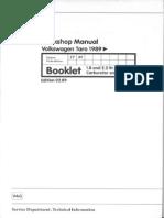 Volkswagen Taro 2Y 4Y Engine Manual