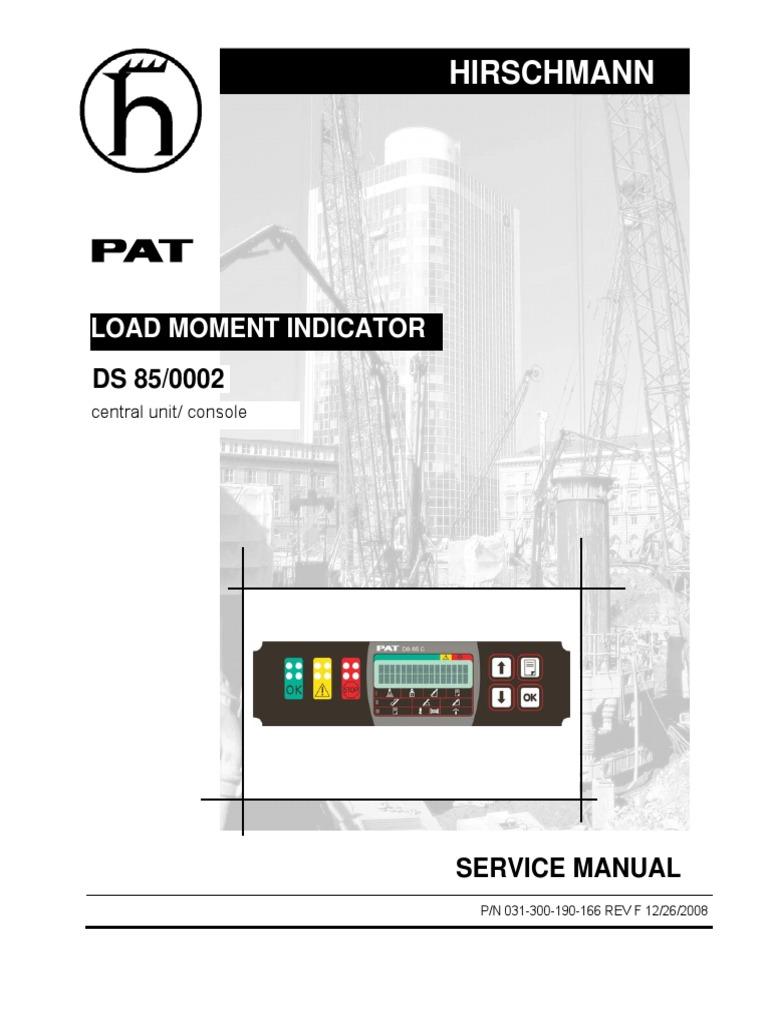 ds85 service manual pat 190166 f pdf electrical connector screw rh scribd com DS150 CPAP DS150 Erosion