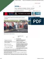 19-09-15 Comienza Maloro rescate vial; invertirán más de 24 mdp en recarpeteo
