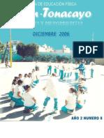 Revista de Educacion Fisica Cuerpo y Movimiento 8